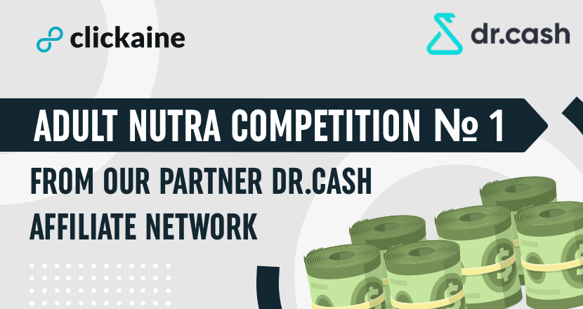 Adult Nutra Competition №1 from our trusted partner dr.cash