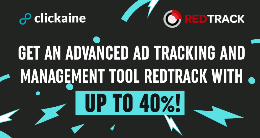 RedTrack.io —  ad tracking and conversion attribution platform.